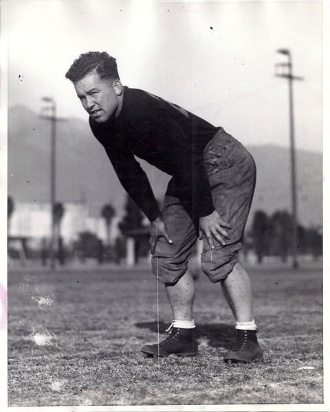 George Hurley 1930 Press Photo