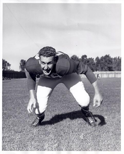 1943 Press Photo Fred Boensch