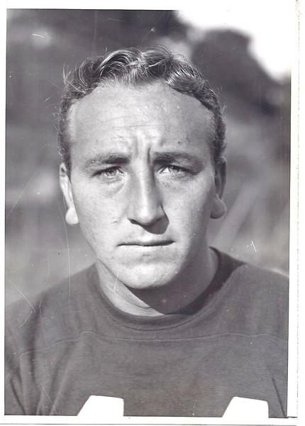 Mike Steponovich 1931 Press Photo