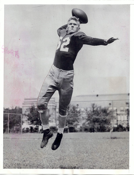 1946 Harry Gilmer Press Photo