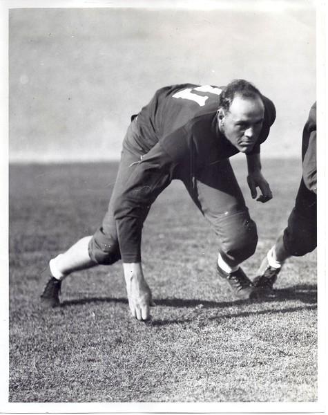 Wilson Groceclose 1936 Press Photo