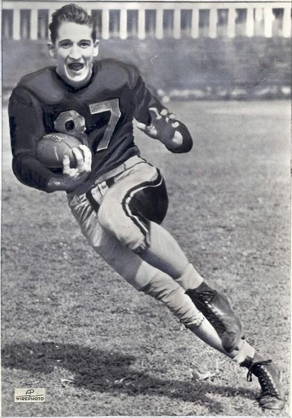 Johnny Papit 1949 Press Photo