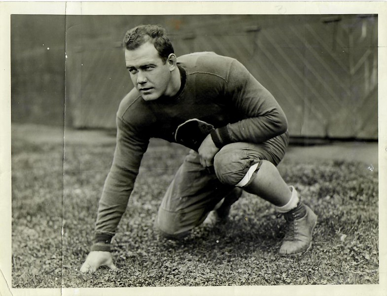 Rick Concannon 1934 Redskins Team Issue Photo