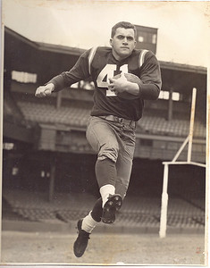 1950s Redskins Team Issue Photo Billy Wells