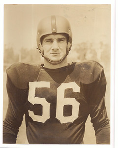 1950s Redskins Team Issue Harry Ulinski