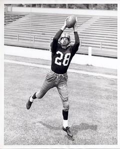 Hugh Taylor 1951 Redskins Team Issue Photo