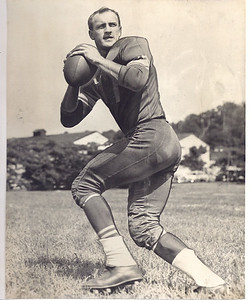 1950s Redskins Team Issue Al Dorow