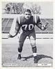 Ray Lemek 1957 Redskins Team Issue Photo