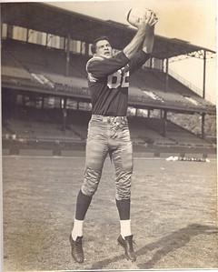 1950s Redskins Team Issue John Carson