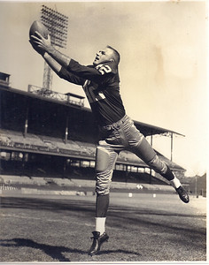 1950s Redskins Team Issue Bill Anderson