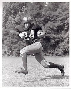 Leon Heath 1951 Redskins Team Issue Photo