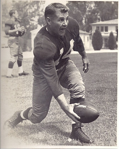 1950s Redskins Team Issue Eddie LeBaron