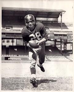 Joe Scudero 1954 Redskins Team Issue Photo