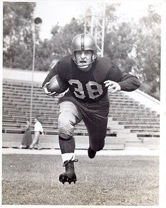 Al Dugoff 1950 Redskins Team Issue Photo