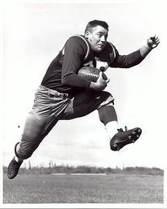 1958 Leo Elter Redskins Team Issue