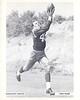 Norb Hecker 1957 Redskins Team Issue Photo