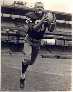 1950s Redskins Team Issue Gary Glick