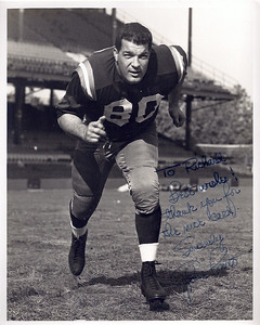 1950s Redskins Team Issue Gene Brito