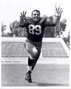 Bob Dee 1958 Team Issue Photo