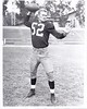 Harry Gilmer 1951 Redskins Team Issue Photo