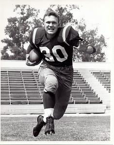 Ed Sutton 1958 Redskins Team Issue