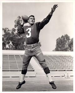 Ralph Guglielmi 1958 Redskins Team Issue Photo
