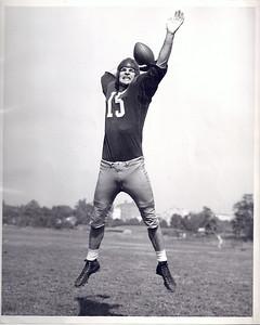 1951 Press Photo Sammy Baugh