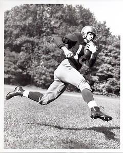 Neil Ferris 1951 Redskins Team Issue Photo