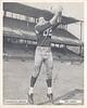 John Carson 1957 Redskins Team Issue Photo