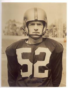 1950s Redskins Team Issue Harry Gilmer