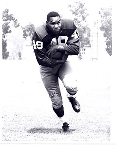 Bobby Mitchell 1963 Redskins Team Issue Photo