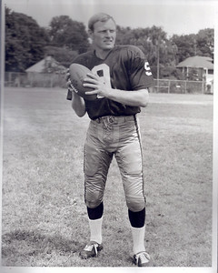 1966 Redskins Team Issue Sonny Jurgensen