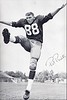 Pat Richter 1963 Redskins Team Issue Photo