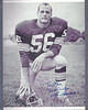 1960s Redskins Team Issue Len Hauss