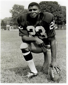 Brig Owens 1967 Redskins Team Issue Photo