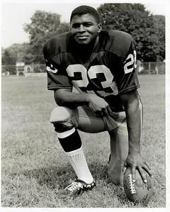 Brig Owens 1967 Redskins Team Issue Photo