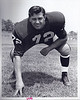 1960s Redskins Team Issue Joe Rutgens