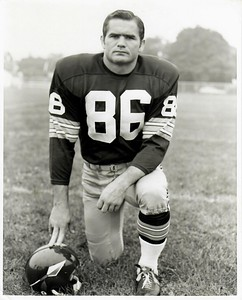 Marlin McKeever 1960s Redskins Team Issue Photo