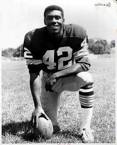 Charley Taylor 1960s Redskins Team Issue Photo