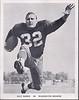 1962 Redskins Team Issue Photo Billy Barnes