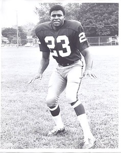 Brig Owens 1969 Redskins Team Issue Photo