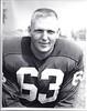 1962 Redskins Team Issue Photo Rod Breedlove