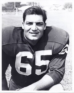 Vince Promuto 1963 Redskins Team Issue Photo