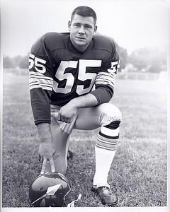 Chris Hanburger 1969 Redskins Team Issue Photo