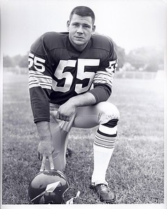 Chris Hanburger 1969 Redskins Team Issue Photo