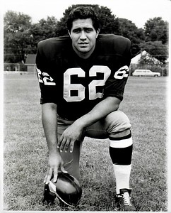Ray Schoenke 1960s Redskins Team Issue Photo