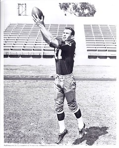 Fred Dugan 1963 Redskins Team Issue Photo