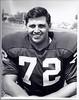 1962 Redskins Team Issue Photo Joe Rutgens