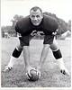 1966 Redskins Team Issue Photo Len Hauss