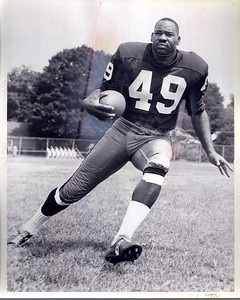 Bobby Mitchell 1967 Redskins Team Issue Photo
